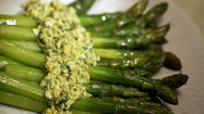 Recipes for asparagus