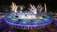 London Olympics begin with a flourish in Opening Ceremony