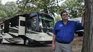 Sales of RVs rise as consumers seek vacation homes on wheels