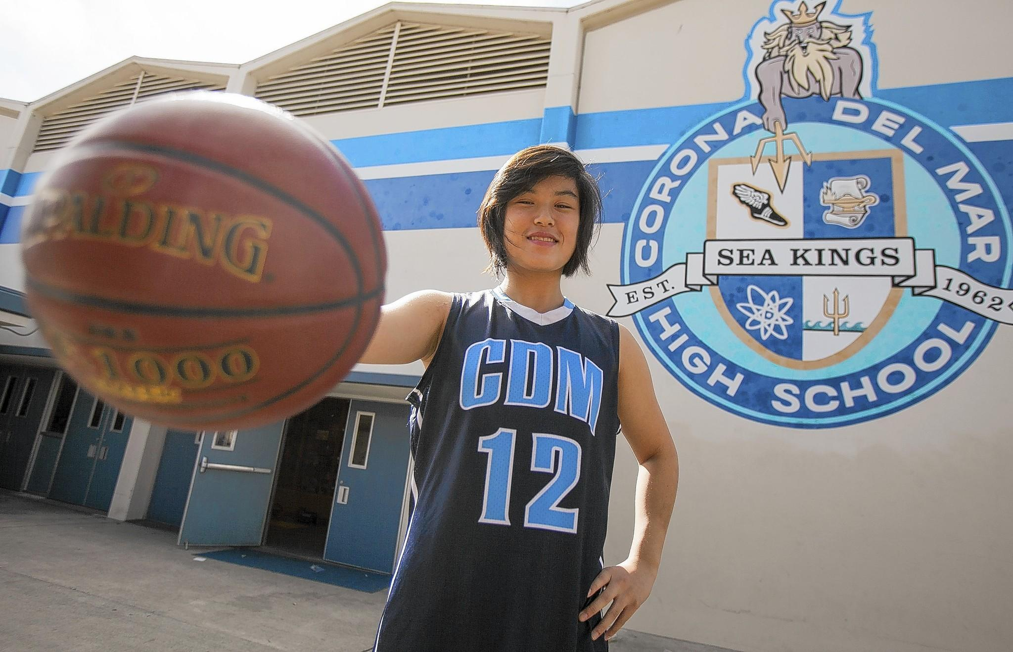Corona del Mar High's Kelly Tam is the Daily Pilot High School Athlete of the Week.
