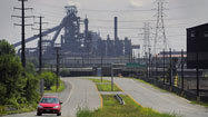 Residents sue over Sparrows Point pollution