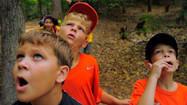Kids whose parents have cancer find comfort at Camp Kesem