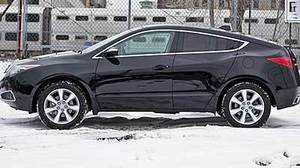 Bold look marks the small-inside Acura ZDX