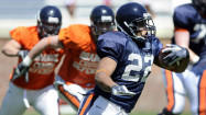 PICTURES: Virginia's spring football game