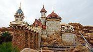 Disney Fantasyland pictures: The Little Mermaid