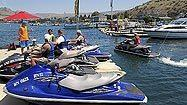 Rented watercraft are a great way to enjoy Washington's Lake Chelan