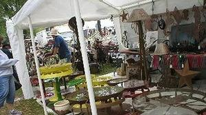 Those with patience and vision can unearth hidden gems in Kansas flea market