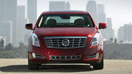 2013 Cadillac XTS sedan falls short of its flagship status