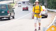 Park School graduate walks 400 miles to Yale