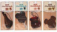 New Disney air fresheners take on classic park scents ... like turkey legs