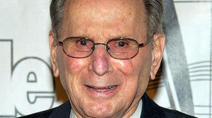 Hal David dies at 91; songwriting partner of Burt Bacharach