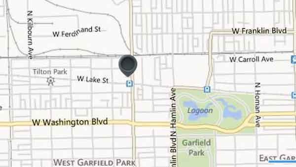 A body was found early Saturday on Green Line tracks by the Pulaski station.