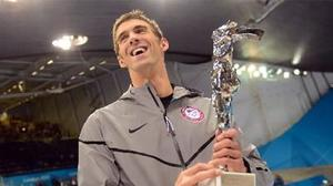Phelps, Md. Olympians to be celebrated at Inner Harbor