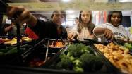 'Food environment' in schools getting a bit better