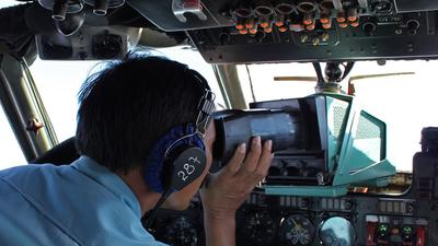 Crews searching for missing Malaysian plane spot oil slicks