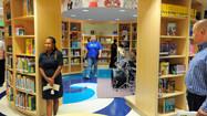 Weinberg, city schools celebrate three new libraries