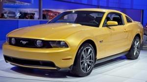 Car review: 2011 Ford Mustang