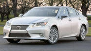 Car review: 2013 Lexus ES' styling gets an adrenaline shot
