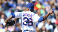 Cubs' Renteria to talk strategy with Jackson