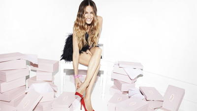 Sarah Jessica Parker talks shoes in Chicago