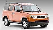 2010 Honda Element unleashed: Wooing the dog set