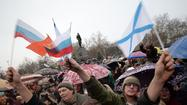More Russians in Crimea; Ukraine holds out hope for settlement