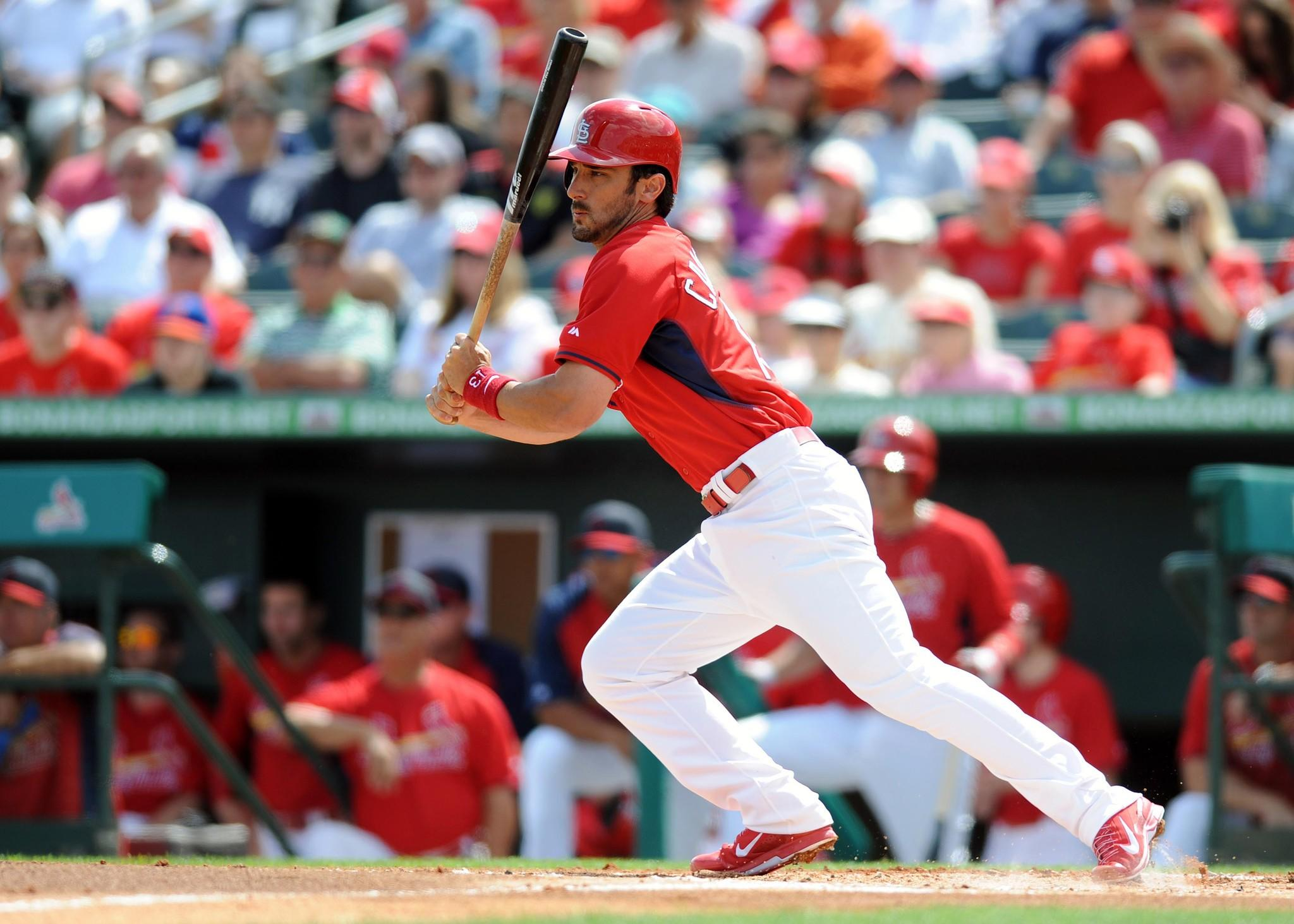 St. Louis Cardinals third baseman Matt Carpenter signed a six-year extension.