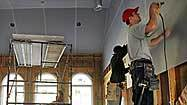 Building a better home: Behind the drywall