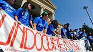 1,000 students, advocates march for Maryland Dream Act