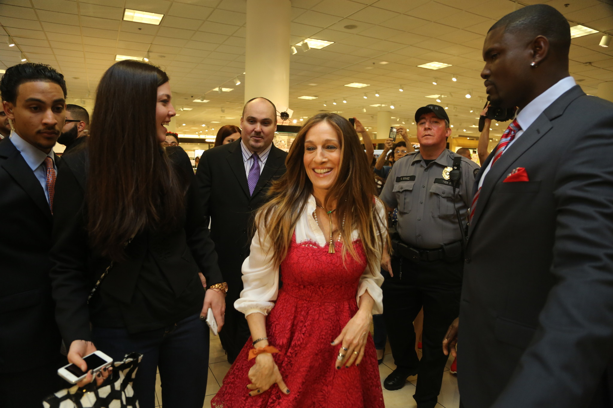 Celeb-spotting around South Florida - Sarah Jessica Parker