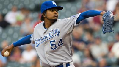 Orioles and Blue Jays are finalists for Ervin Santana