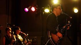 Review: Nick Waterhouse celebrates 'Holly' in concert in Hollywood