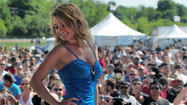 Pictures: 2010 Preakness infield