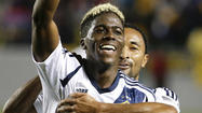 Gyasi Zardes looks to provide offense for Galaxy