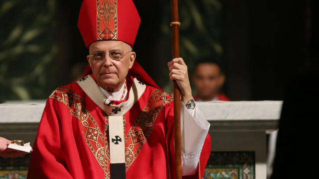 Cardinal George comments on cancer treatment