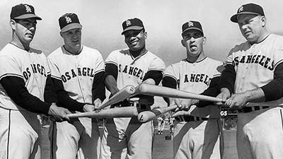From the Archives: Angels spring training
