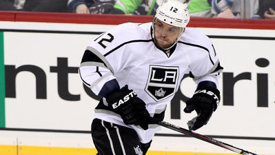 Kings' Jeff Carter can relate to new guy Marian Gaborik