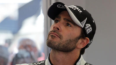 Driver Jimmie Johnson looks for more success at Las Vegas racetrack