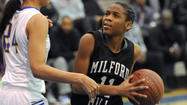No. 4 Milford Mill girls end Aberdeen's title run with 80-62 win
