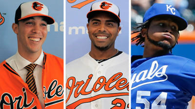 As Orioles pursue yet another free agent, anything seems possible