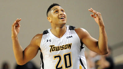 Towson basketball advances to CAA tournament semifinal with 80-71 win over James Madison