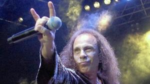 Ronnie James Dio dies at 67; legendary heavy metal singer