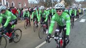 Second Sandy Hook Ride On Washington Sets Off