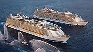 Royal Caribbean in talks for new sister ship to giant Oasis of the Seas