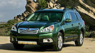 Car review: Subaru Outback crosses a magical divide