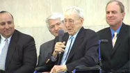 <b>Video:</b> John Wooden talks about basketball, life and death