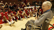 Share your thoughts and memories of John Wooden