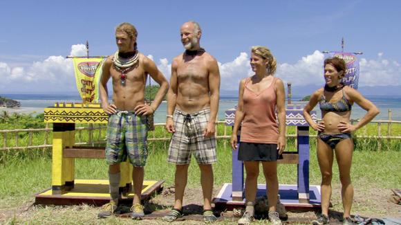 'Survivor Philippines' finale