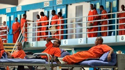 prison overcrowding in california The us supreme court ruled that california prisons violated the us constitution  – their cramping of prisoners in overcrowded conditions.