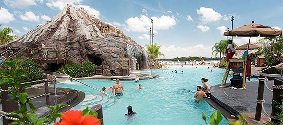 Florida Resort Pools Guide Disney 39 S Polynesian Resort Orlando Sentinel